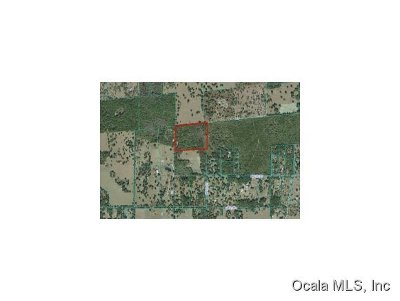 Ocala Residential Lots & Land For Sale: NW 100 Street