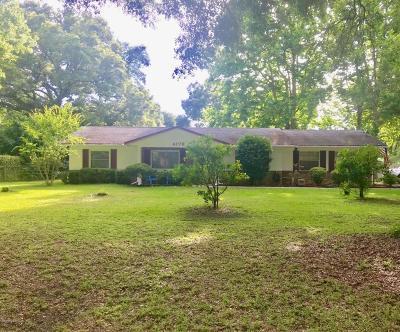 Ocala Single Family Home For Sale: 4176 NE 20th Avenue