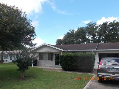 Ocala Single Family Home For Sale: 6366 SW 60th Court