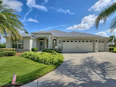 The Villages Single Family Home For Sale: 1602 Plum Branch Terrace