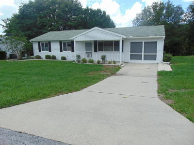Ocala FL Single Family Home For Sale: $92,000