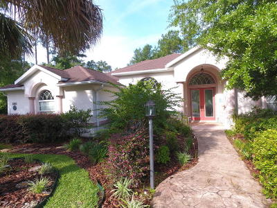 Dunnellon Single Family Home For Sale: 8276 SW 194th Avenue