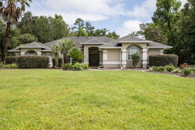 Brookstone Single Family Home For Sale: 601 SE 36th Lane