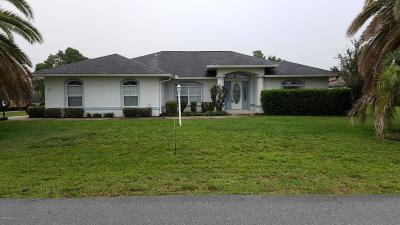 Majestic Oaks Single Family Home For Sale: 8914 SW 54 Court