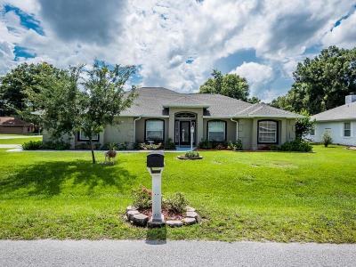 Ocala Single Family Home For Sale: 4026 NE 18th Ave