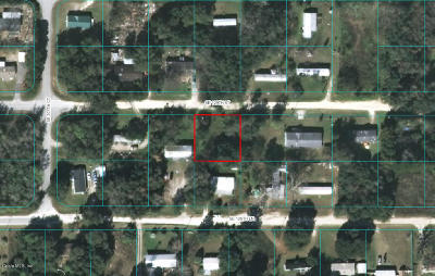 Belleview Residential Lots & Land For Sale: SE 129th Street