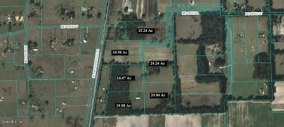 Anthony Residential Lots & Land For Sale: NE 120th Place