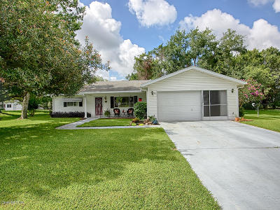 Spruce Creek So, Stonecrest, Spruce Creek Gc, The Villages-Marion Cty, The Village Single Family Home Pending: 10328 SE 175th Place