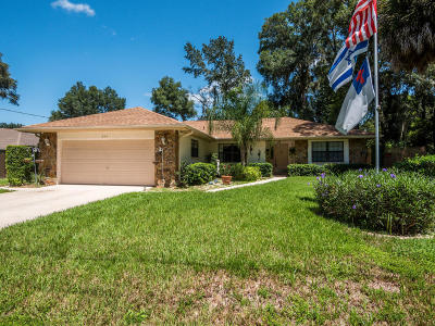 Belleview Single Family Home For Sale: 6145 SE 122nd Lane