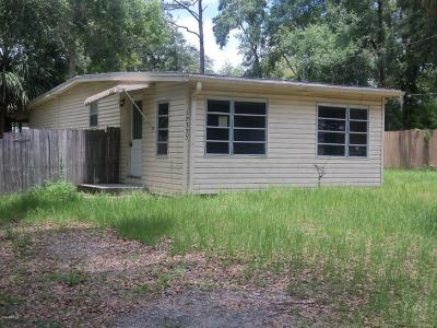 Ocklawaha Single Family Home For Sale: 17335 SE 65th Street