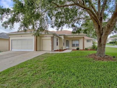 Summerfield FL Single Family Home For Sale: $185,900