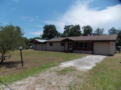 Ocala Single Family Home For Sale: 3621 NW 17th Avenue