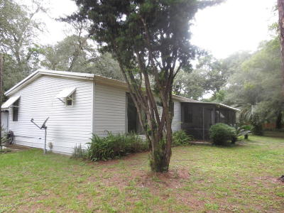 Silver Springs Mobile/Manufactured For Sale: 941 NE 144th Court