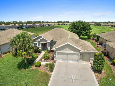 Spruce Creek Gc Single Family Home Pending: 11867 SE 91 Circle