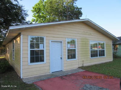 Ocala Single Family Home For Sale: 3 Spring Loop Circle Circle