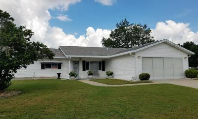 Spruce Creek So Single Family Home For Sale: 17820 SE 102nd Terrace