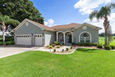Spruce Creek, Spruce Creek Gc, Spruce Creek So, Stonecrest, Spruce Creek Pr, On Top Of The World, The Villages-Marion Cty, Ocala Palms, Oak Run, Oak Run Eagles Point, Summerglen, laurel ridge, Cherry Wood, pine run, Ocala Preserve, Palm Cay Single Family Home For Sale: 17263 SE 122nd Ct