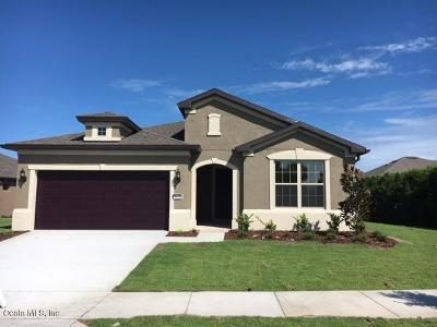Ocala Single Family Home For Sale: 9629 SW 76th Place Road