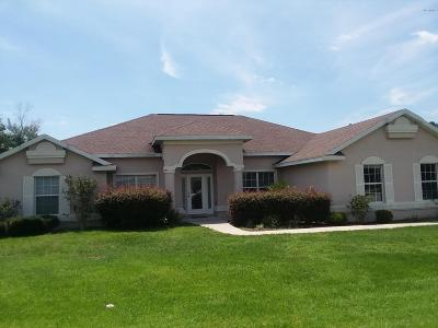 Ocala Single Family Home For Sale: 4480 NW 6th Circle