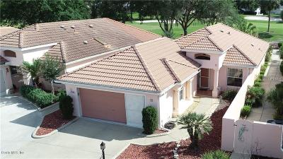 The Villages Single Family Home For Sale: 1330 Santa Rosa Court