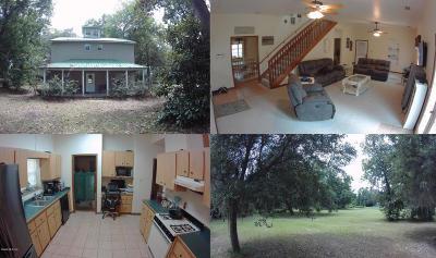 Ocklawaha Single Family Home For Sale: 2600 SE 183rd Avenue Road