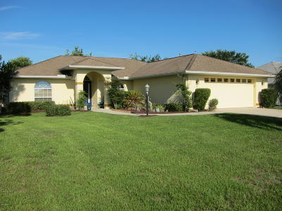 Ocala Single Family Home For Sale: 3281 NW 47th Court