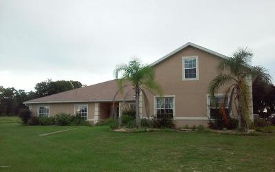 Summerfield Single Family Home For Sale: 14795 SE 52nd Court