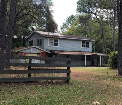 Dunnellon Single Family Home For Sale: 9764 SW 153rd Lane