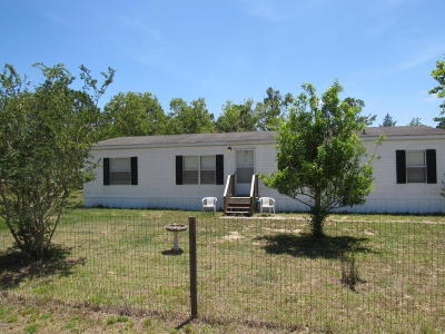 Belleview Mobile/Manufactured For Sale: 8732 SE 122nd Place