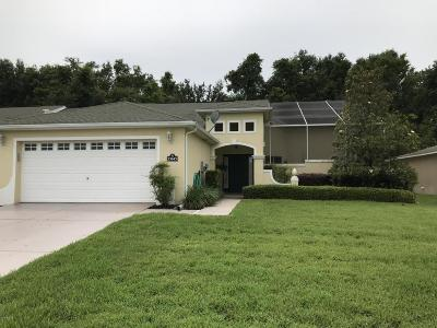 Single Family Home For Sale: 15645 SW 13th Circle