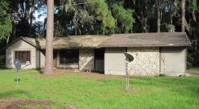 Single Family Home For Sale: 3275 SE 11th Terrace