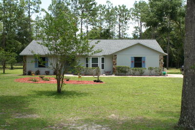Ocala Single Family Home For Sale: 985 NW 73rd Terrace