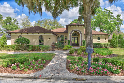 Ocala Single Family Home For Sale: 2719 SE 30th Street