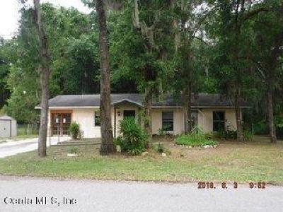 Citrus County Single Family Home For Sale: 304 Stotler Avenue