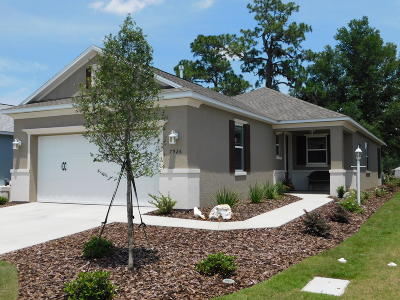 Ocala Single Family Home For Sale: 7926 SW 87th Loop