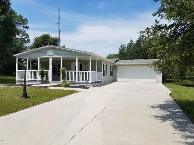 Ocala Mobile/Manufactured For Sale: 338 SE 70th Circle