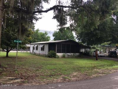 Belleview Mobile/Manufactured For Sale: 11020 SE 66th Terrace