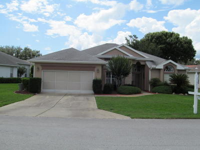 Ocala FL Single Family Home For Sale: $184,800