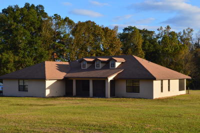 Reddick Single Family Home For Sale: 5240 NW 125th Street Road