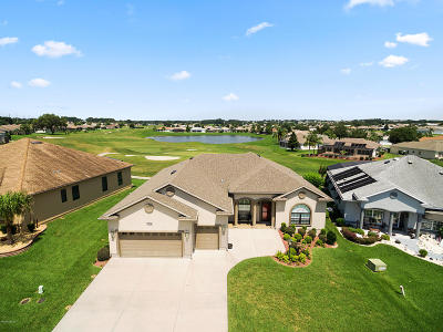 Spruce Creek, Spruce Creek Gc, Spruce Creek So, Stonecrest, Spruce Creek Pr, On Top Of The World, The Villages-Marion Cty, Ocala Palms, Oak Run, Oak Run Eagles Point, Summerglen, laurel ridge, Cherry Wood, pine run, Ocala Preserve, Palm Cay Single Family Home For Sale: 12454 SE 176th Loop