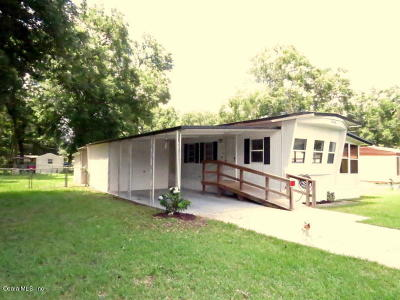 Summerfield Mobile/Manufactured For Sale: 4960 SE 146th Lane