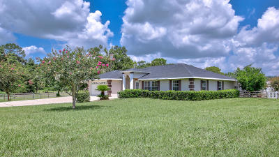 Marion County Farm For Sale: 5925 SE 140th Street