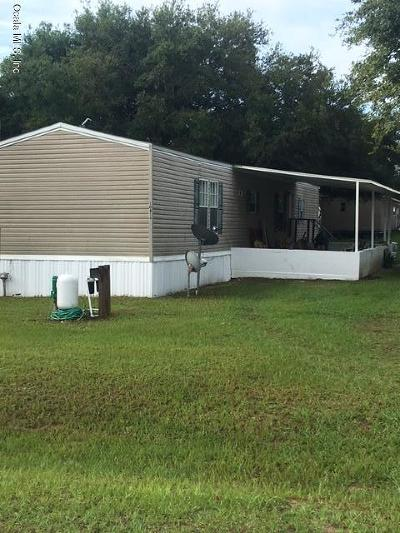 Summerfield Mobile/Manufactured For Sale: 10454 SE 149th Street