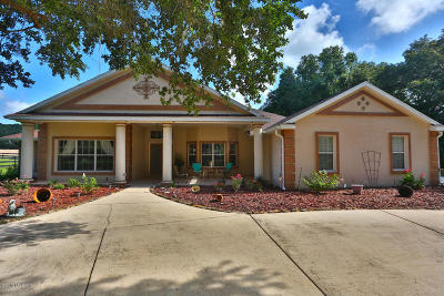 Ocala Farm For Sale: 679 SE 131st Street