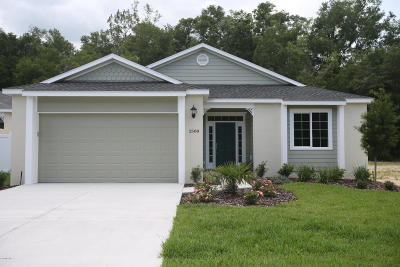 Single Family Home For Sale: 2508 NE 33rd Court