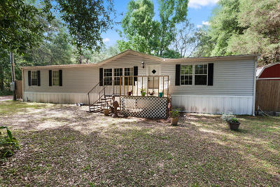 Dunnellon Single Family Home For Sale: 19891 SW 57th Street