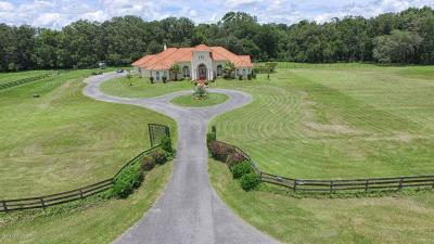 Ocala Farm For Sale: 6190 W Highway 326