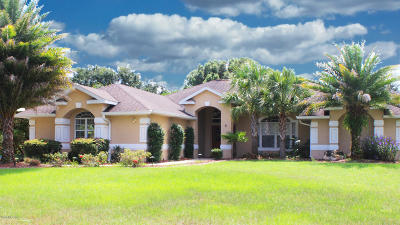 Ocala Single Family Home For Sale: 5480 SW 37th Street