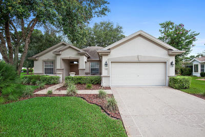 Spruce Creek Gc Single Family Home For Sale: 12884 SE 91 Terr Road