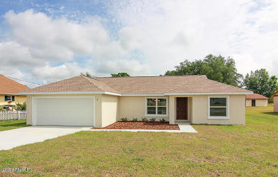 Single Family Home For Sale: 131 Juniper Way